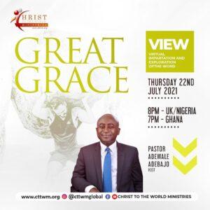 V.I.E.W   GREAT GRACE