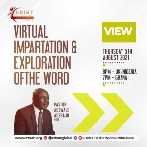 Virtual Impartation and Exploration of the Word