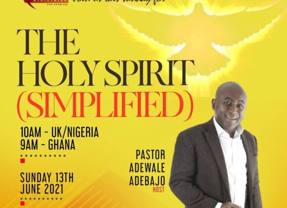 THE HOLY SPIRIT SIMPLIFIED